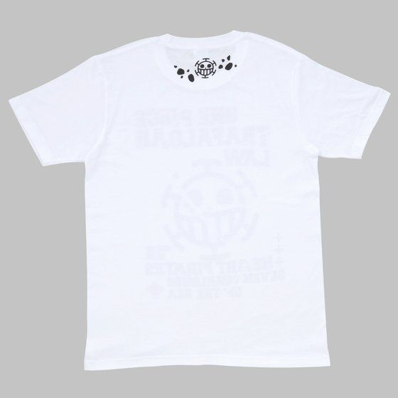 【再販】ワンピース Tシャツ トラファルガー・ロー ルーム柄