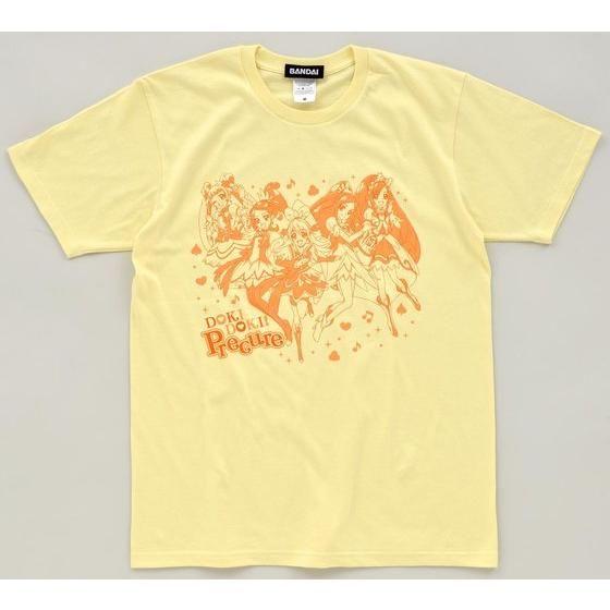 ドキドキ!プリキュア プリキュア集合柄Tシャツ