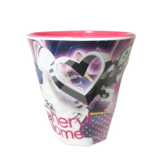 メラミンカップ マクロス クロスオーバーライブ30限定デザイン シェリル