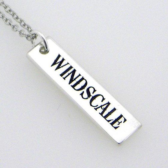 WIND SCALE プレートペンダント