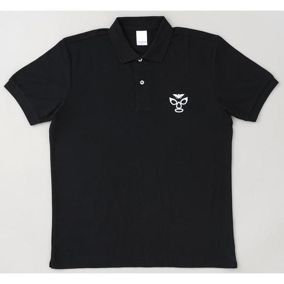仮面ライダー ショッカー ポロシャツ ブラック