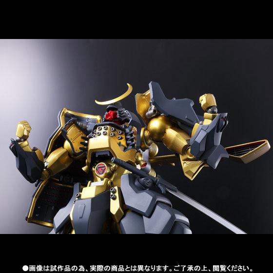 魂SPEC YGMA-14 ギルガザムネ(ドルチェノフ仕様)