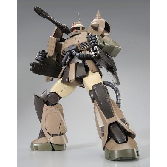 MG 1/100 ザク・キャノン(ユニコーンカラーVer.)