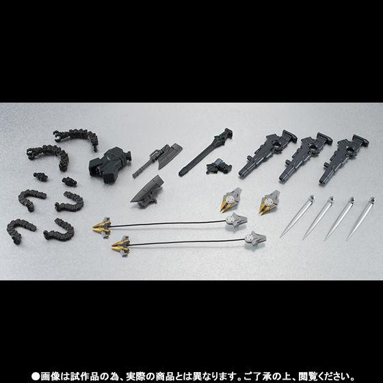 ROBOT魂 <SIDE KMF> アレクサンダType-02(リョウ機&ユキヤ機)
