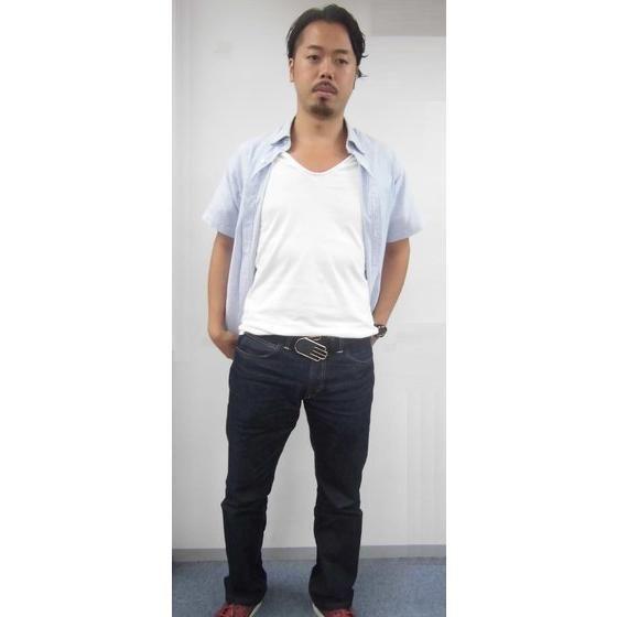 仮面ライダーウィザード HARUTO着用モデル風 カジュアル紳士ベルト