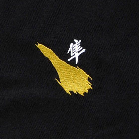 宇宙戦艦ヤマト2199 ポロシャツ 『ヤマト(BBY-01)航空隊徽章』