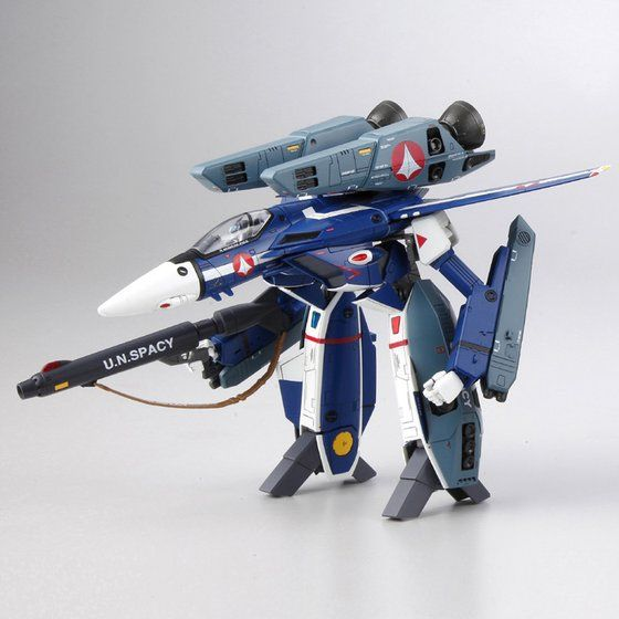 1/72 VF-1J�X�[�p�[�o���L���[ �}�N�V�~���A���E�W�[�i�X�@