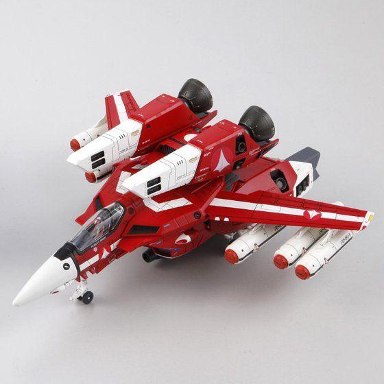 1/72 VF-1Jスーパーバルキリー ミリア・ファリーナ・ジーナス機
