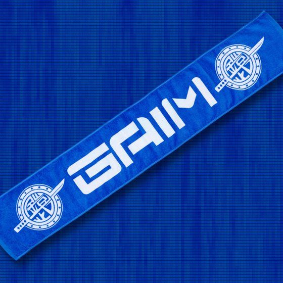 仮面ライダー鎧武 TEAM GAIM(チーム鎧武) マフラータオル