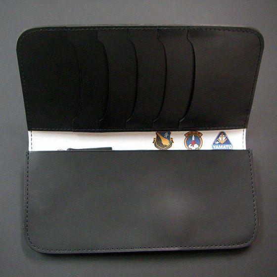 宇宙戦艦ヤマト2199  本革長財布