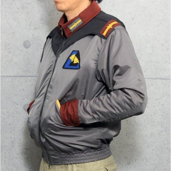機動戦士ガンダムUC 「ロンド・ベル」デザインMA-1タイプジャケット