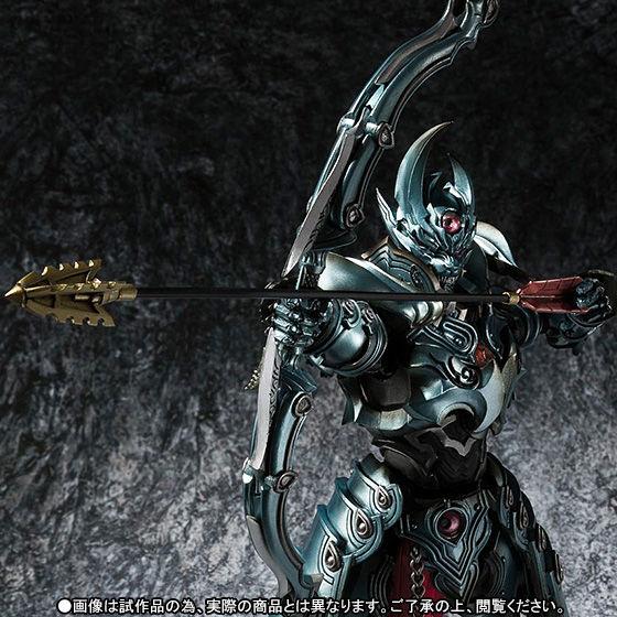 魔戒可動 天弓騎士 ガイ