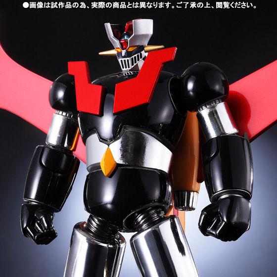 【抽選販売】スーパーロボット超合金 マジンガーZ 超合金ZカラーVer.