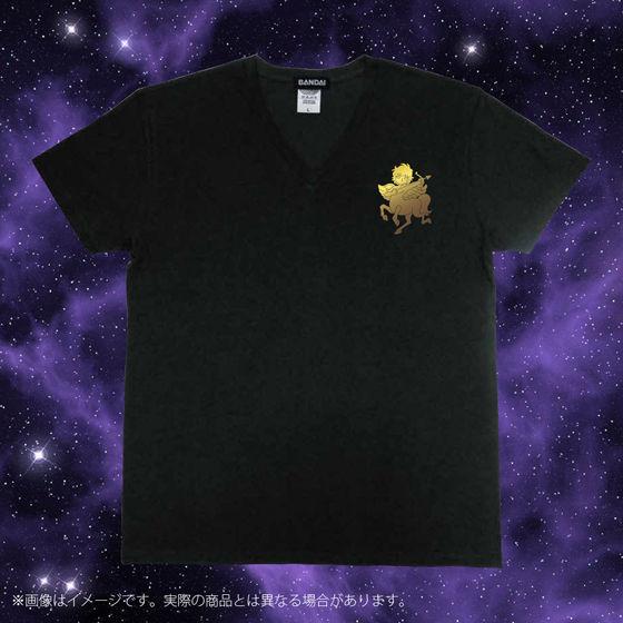 聖闘士星矢 ブレイブ・ソルジャーズコラボTシャツ 射手座の星矢