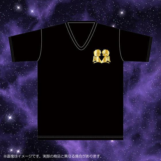 聖闘士星矢 ブレイブ・ソルジャーズコラボTシャツ 双子座