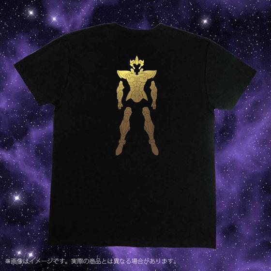 聖闘士星矢 ブレイブ・ソルジャーズコラボTシャツ 獅子座