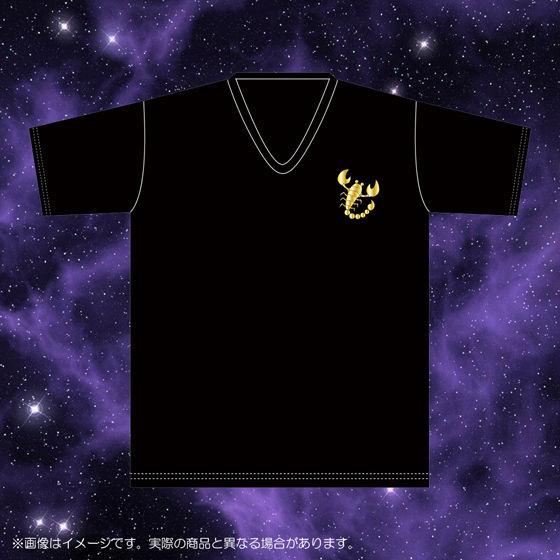 聖闘士星矢 ブレイブ・ソルジャーズコラボTシャツ 蠍座