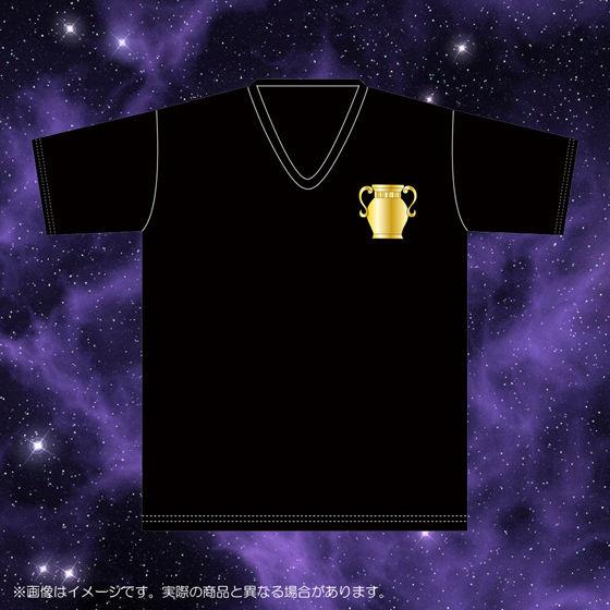 聖闘士星矢 ブレイブ・ソルジャーズコラボTシャツ 水瓶座