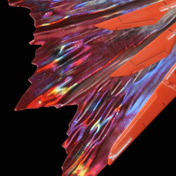 "RG 1/144 デスティニーガンダム用 拡張エフェクトユニット""光の翼"" 【再販】【2次:2013年12月発送分】"