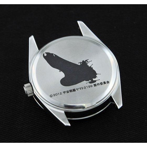 【限定100本】 宇宙戦艦ヤマト2199×レッドモンキー腕時計 ヤマト『BBY-01』艦艇徽章