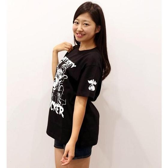 仮面ライダー×ノルソルマニア コラボTシャツ(ショッカー怪人柄)