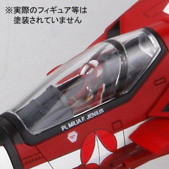 1/72 VF-1Jスーパーバルキリー ミリア・ファリーナ・ジーナス機 【2次:2014年1月発送分】
