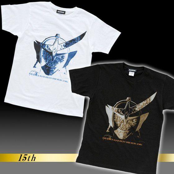 平成仮面ライダー15作品記念 仮面ライダー鎧武&平成仮面ライダーTシャツ