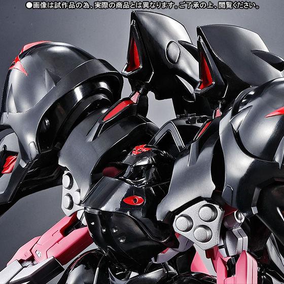 魂SPEC ブラックサレナ -FIERCE BATTLE-