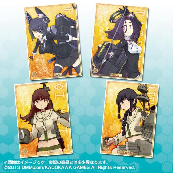 【空母ヲ級ポスター付】艦隊これくしょん -艦これ- クリアポスターこれくしょん全部セット