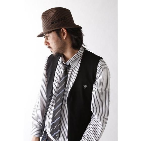 仮面ライダーW WIND SCALE ネクタイ ストライプ 2014 SPRING