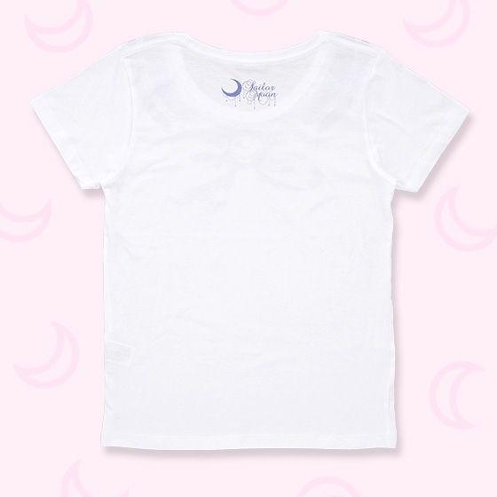 美少女戦士セーラームーン なりきりセーラーTシャツ (セーラームーン柄)