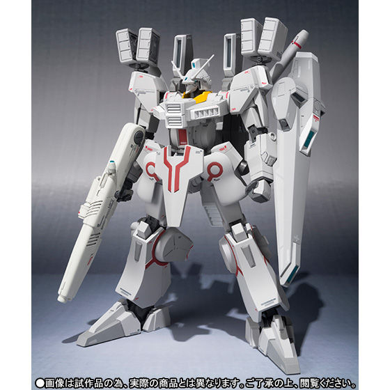 ROBOT魂 <SIDE MS> ガンダムMk-V(連邦カラー)