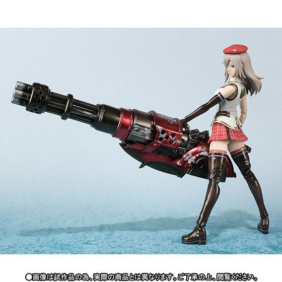 S.H.Figuarts アリサ・イリーニチナ・アミエーラ -GOD EATER 2 EDITION-