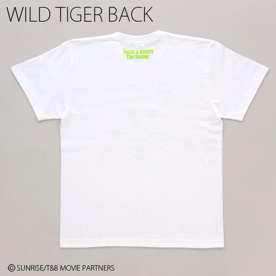 劇場版 TIGER & BUNNY The Rising ヒーローTシャツ