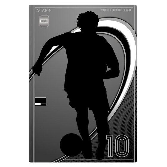 パニーニフットボールリーグ 2014-01 限定カード&コレクトBOX付き プレミアムセット