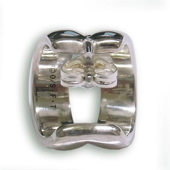 【受注生産】ワンピース トラファルガー・ロー silver925 ピアス