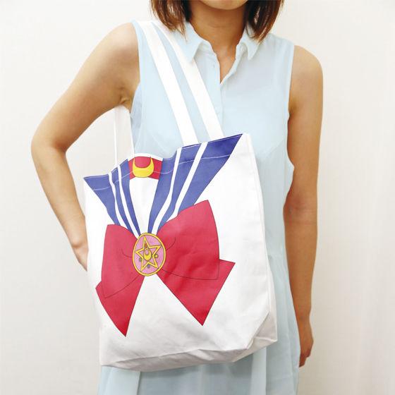 美少女戦士セーラームーン なりきりセーラートートバッグ