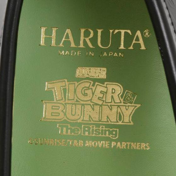 【2014年6月発送】HARUTA×劇場版 TIGER & BUNNY -The Rising-ローファー(虎徹)