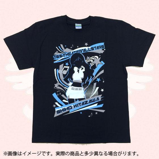 アイドルマスター ミリオンライブ! VIVID SHADOW Tシャツ 北沢志保
