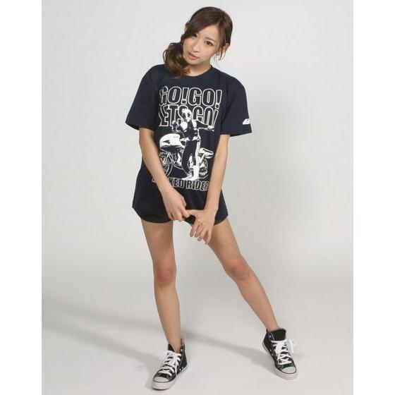 仮面ライダー×ノルソルマニア コラボTシャツ(GOGO LET'S GO柄)