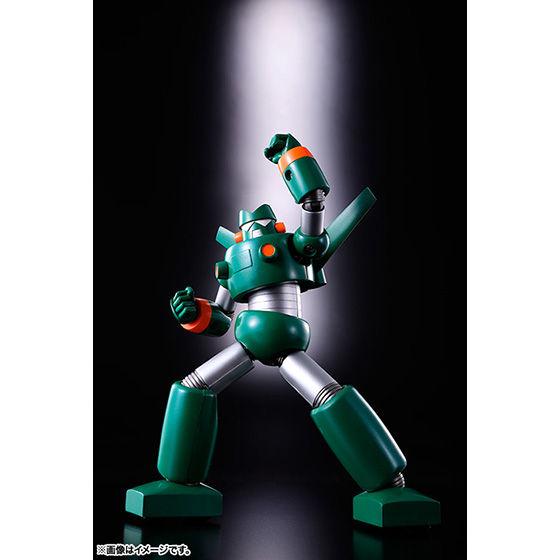 スーパーロボット超合金 超電導カンタム・ロボ