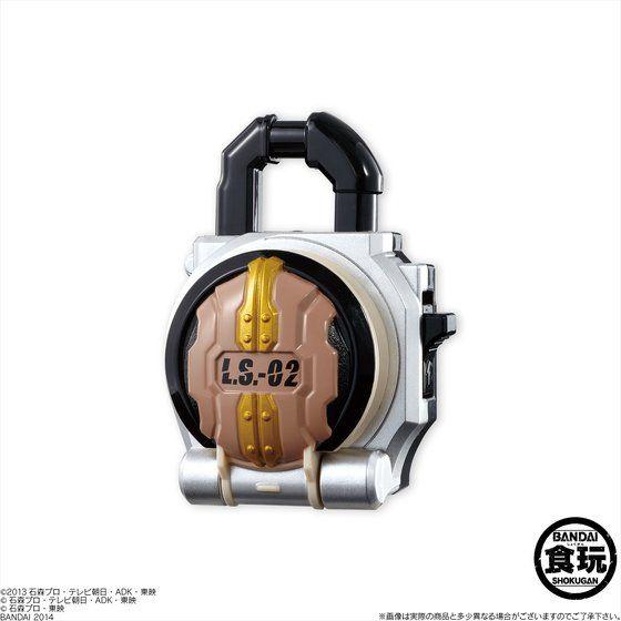 サウンドロックシードシリーズ SG(ショクガン)ロックシード6(6個入)