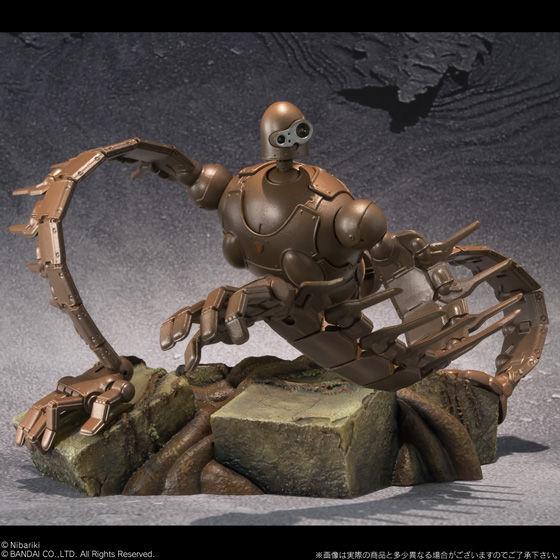 【抽選販売】「想造ガレリア」 天空の城ラピュタ ロボット兵