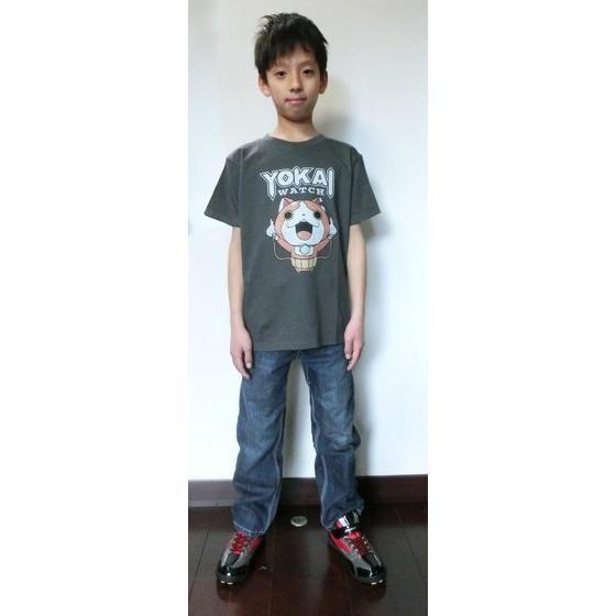 妖怪ウォッチ 親子Tシャツ KIDSサイズ ジバニャン