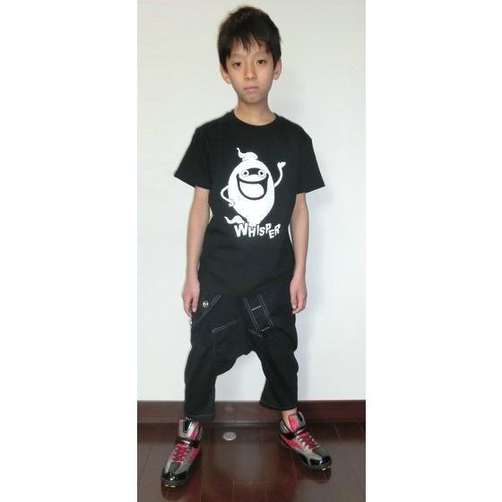 妖怪ウォッチ 親子Tシャツ KIDSサイズ ウィスパー
