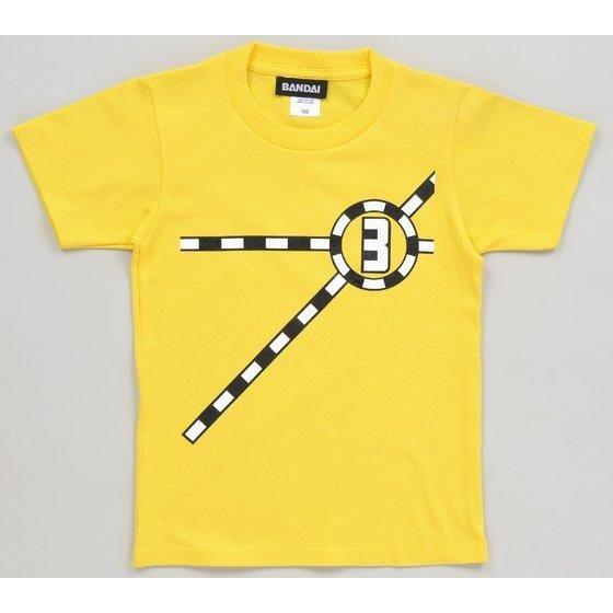烈車戦隊トッキュウジャー トッキュウ3号Tシャツ(KIDSサイズ)