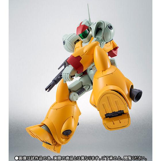 ROBOT魂 〈SIDE RV〉 バイファム(練習機)