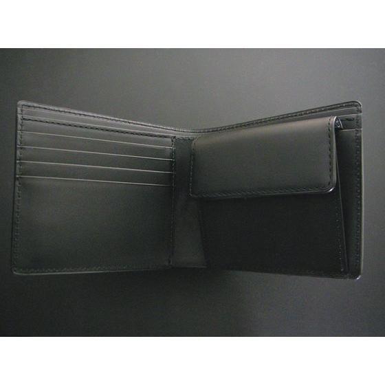 【受注生産】衝撃ゴウライガン 本革二つ折り財布 型押し