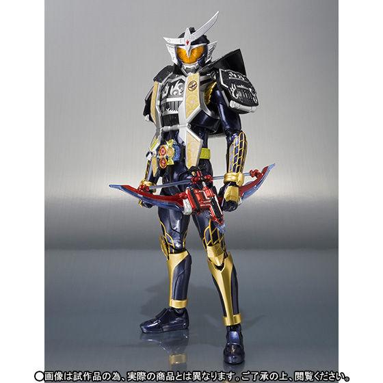S.H.Figuarts 仮面ライダー鎧武 ジンバーレモンアームズ