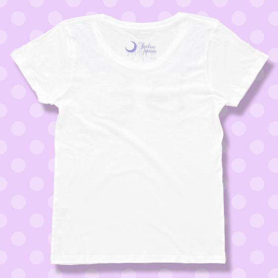 美少女戦士セーラームーン なりきりセーラーTシャツ(セーラーサターン柄)